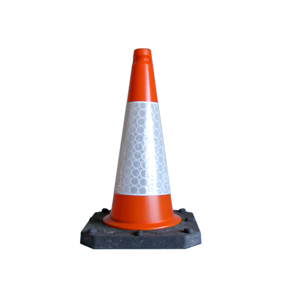 Bigfoot Traffic Cone