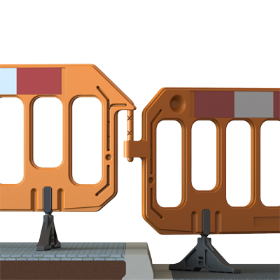 Gate Traffic Barrier